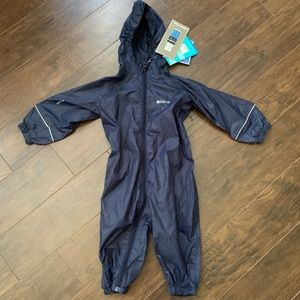 Mountain Warehouse Baby Rainsuit